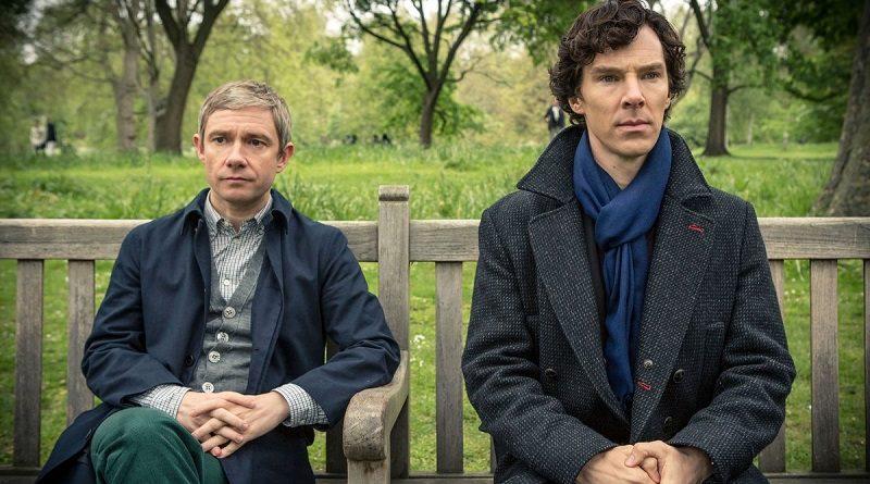 Детективная головоломка про Шерлока с инсценировкой самоубийства