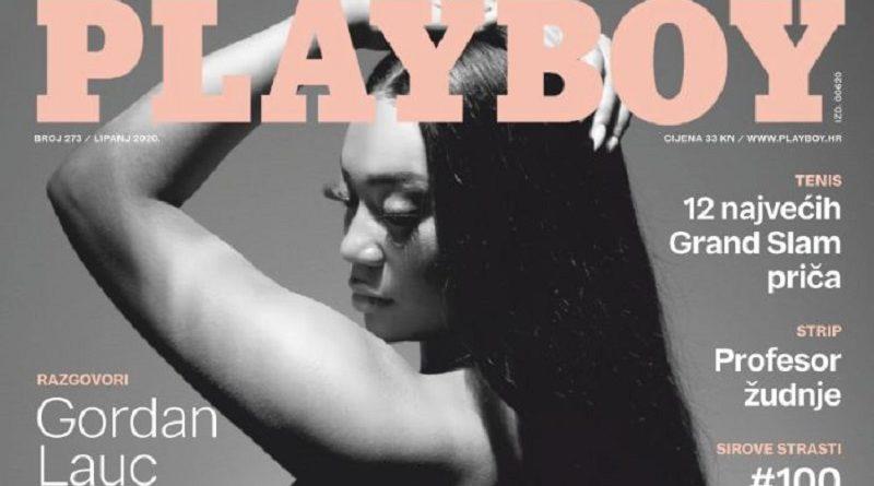 Playboy Хорватия 2020 выпуск №6 — только девушки без чтива (25 фото)