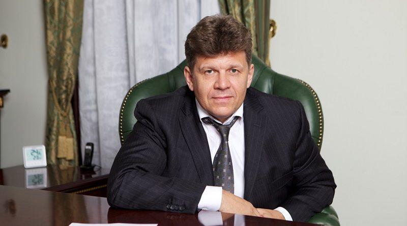 Какую благотворительную деятельность проводит Горюхин Руслан Евгеньевич