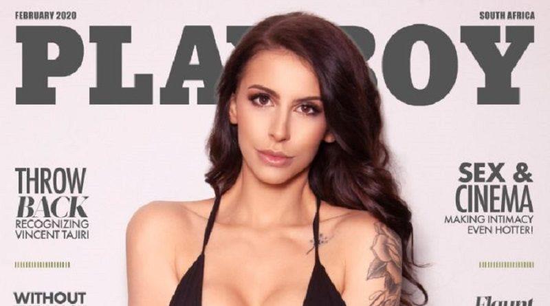 Playboy Южная Африка 2020 выпуск №2 — только девушки без чтива (33 фото)