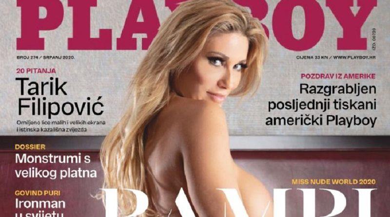 Playboy Хорватия 2020 выпуск №7 — только девушки без чтива (19 фото)