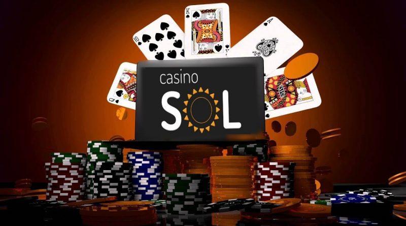 Какие аппараты присутствуют на Sol Casino для игр онлайн