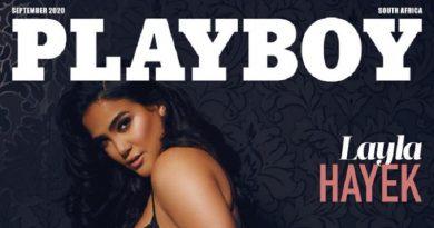 Playboy Южная Африка 2020 выпуск №8 — только девушки без чтива (26 фото)