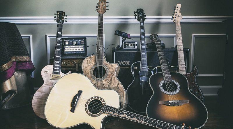 Какие гитары доступны в продаже и где купить изделие в Украине