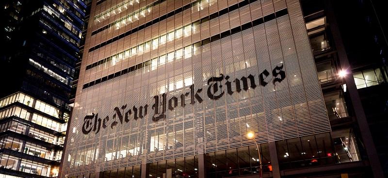 The New York Times - читать на русском языке онлайн