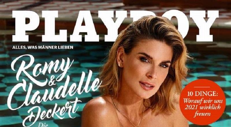 Playboy Германия февраль 2021 — только девушки без чтива (36 фото)