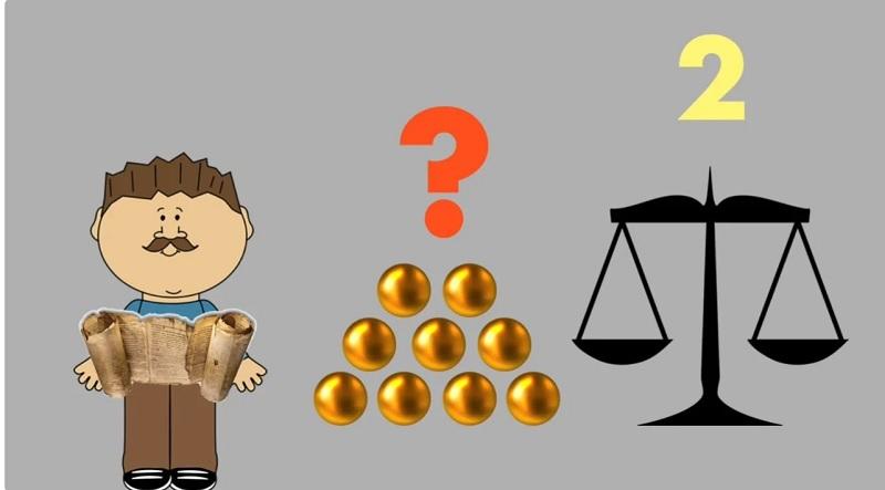 Трудная загадка про золото и археолога - 90% не справляются