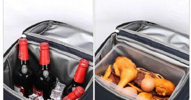 Хит Алиэкспресс — DENUONISS рюкзак-холодильник