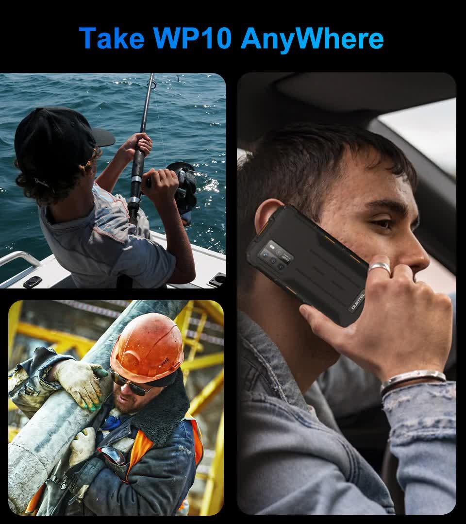 Смартфон Oukitel wp10 5g где купить и характеристики