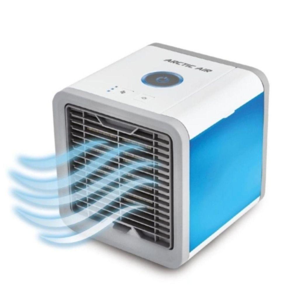 Мини кондиционер вентилятор увлажнитель очиститель хит Алиэкспресс