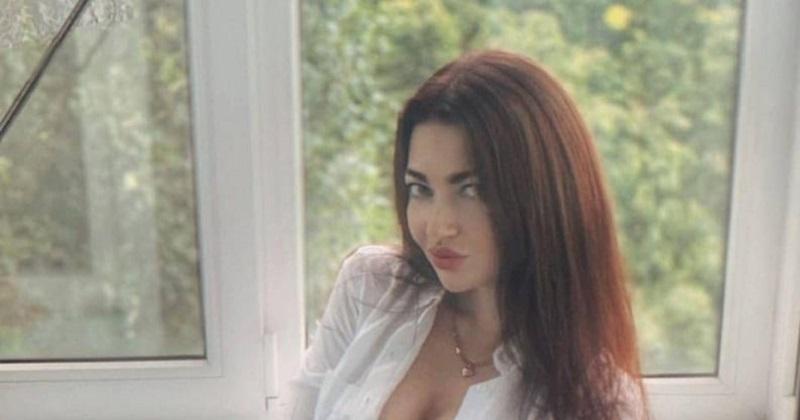 Голая Роксана Холодова и слив 122 фото из onlyfans Харьков