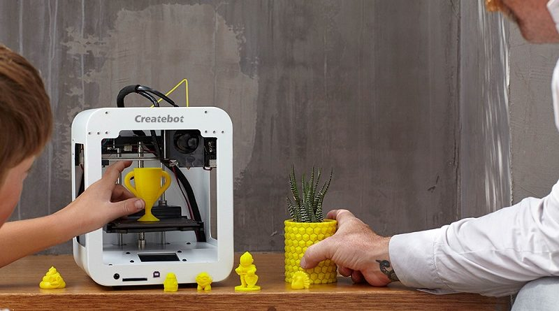 Где купить домашний 3d принтер по доступной цене
