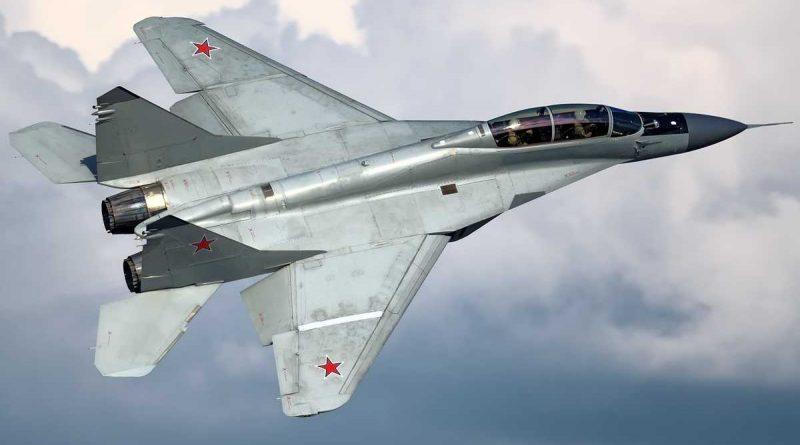 Истребитель перехватчик МиГ 29 - 34 фото истребителя