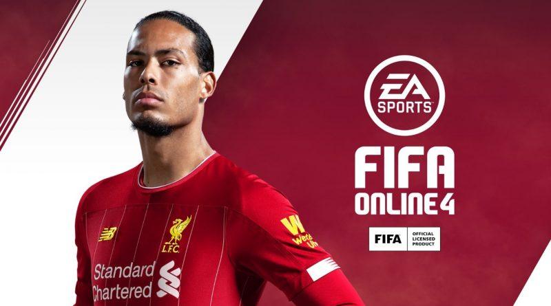 FIFA Online 4 находится в свободном доступе