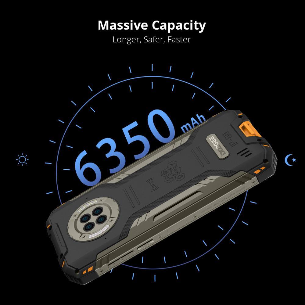 Смартфон DOOGEE S96 Pro с Алиэкспресс - обзор техники
